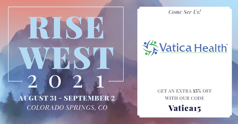 vatica rise west landing page